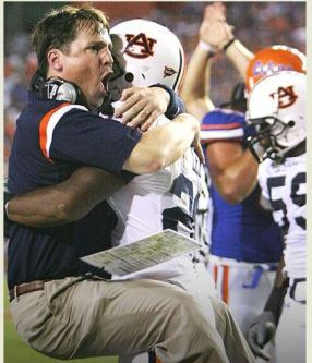 If only you were so lucky, Auburn.